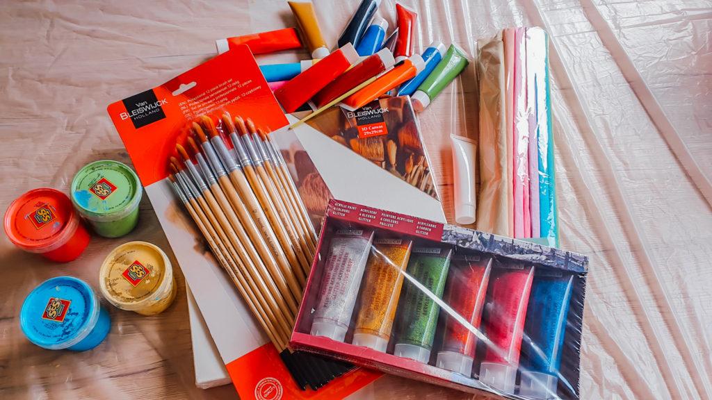 DIY Aftelkalender: Wat heb je nodig?